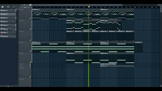 Şanışer - Cinayet #Remake Beat | FL Studio Beat Project