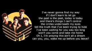 All night (acoustic) - The Vamps lyrics