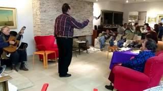 LA BALANDRA canta en 2016 EDUARDO ANTÚNEZ