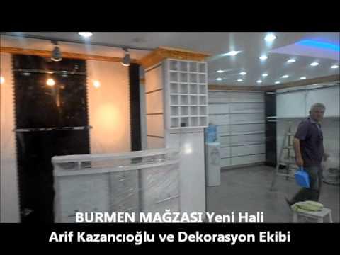 Dekorasyon - Arif Kazancıoğlu