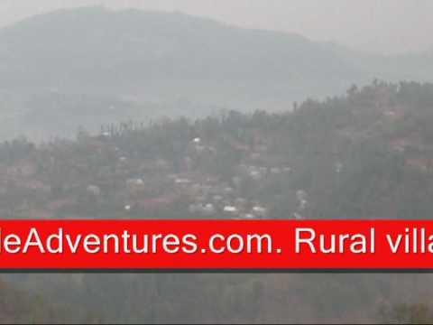 Rural Villages of Nepal.wmv