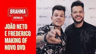 João Neto e Frederico gravam seu novo DVD | #SRTNJ - Brahma Sertanejo