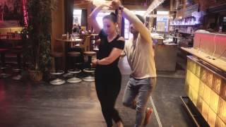 Sabrina & Daniel R. -Salsa - Musik: Buena Vista Social Club - El Carretero