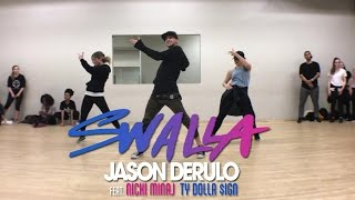 """SWALLA"" - Jason Derulo 