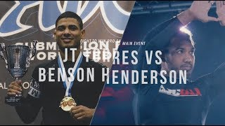 Watch Fight to Win Pro 51: Torres vs Henderson Oct. 20 LIVE On FloGrappling
