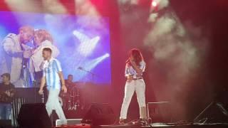 KIKO Y SHARA - NIÑA PIENSA EN TI (FERIA DE MÁLAGA 2016)