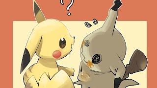 Pokemon AMV Mimikyu♥Pikachu HD