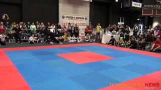Josh Meek 12 and Under Musical Forms at Irish Open 2012