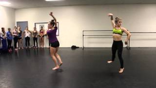 Breezeblocks - Alt-J (Dance Combo)