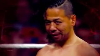WWE NXT Shinsuke Nakamura Theme Song Titantron 2017