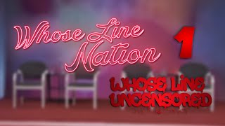 Whose Line: Uncut and Uncensored