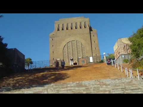 Josh/EJ – Voortrekkers Monument – South Africa