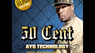 "50 Cent feat. Pitbull, Justin Timberlake - ""Ayo Technology"""