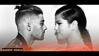 Selena Gomez, Zayn, Ariana Grande & Justin Bieber   Run Up New Song 2017 Mashup