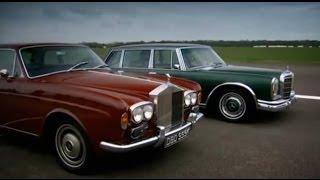 Grosser vs. Corniche: Old Car Challenge Part 1 - Top Gear - BBC width=