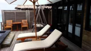 Beach House Iruveli Ocean Villa @ Maldives