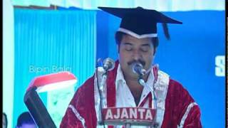Dr.Mammootty  Speech After Getting  Honoured With Dlt of Kerala University