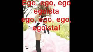 Belinda ft. Pitbull- Egoista (English version with lyrics)
