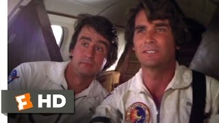 Capricorn One (1978) - Escaping From Captivity Scene (6/11)   Movieclips
