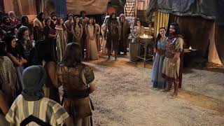La Tierra Prometida la boda de Josué y Aruna