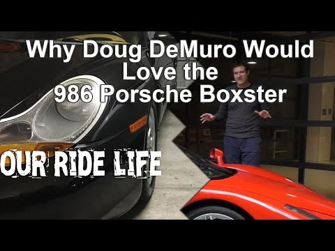 This Quirk About The Early Porsche Boxster Would Make Doug