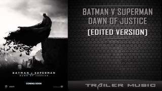 Batman v Superman: Dawn of Justice Comic-Con Trailer Song