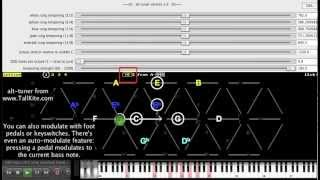 demo #2 modulating
