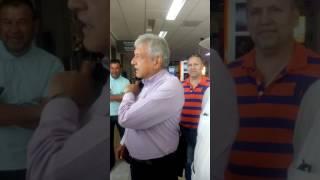 AMLO EN TORREÓN 20 DE MAYO 2017, CALDERÓN EXONERO A HUMBERTO MOREIRA , PRI Y PAN SON LO MISMO.