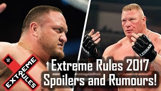 WWE Extreme Rules 2017: Full Preview, Potential Spoilers and Rumors