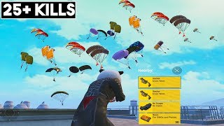 NEW VECTOR IS THE BEST WEAPON | 25+ KILLS | PUBG Mobile