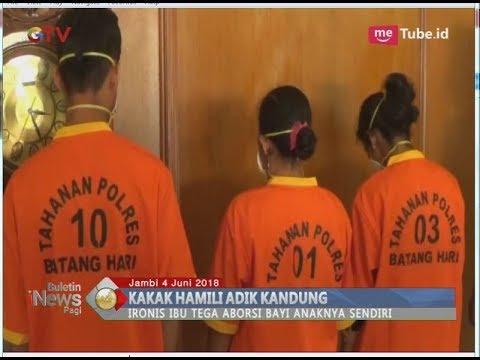 Download Video Kakak Hamili Adik Kandung, Sang Ibu Malah Bantu Lakukan Aborsi - BIP 05/06