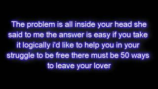 Eminem - 50 Ways  Lyrics