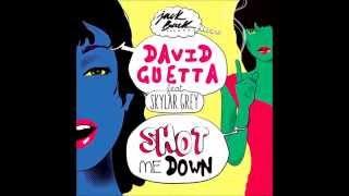 David Guetta Shot Me Down ft Skylar Grey Instrumental (short ringtone 30sec)