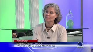 Ivette Gómez nos habla sobre la evaluación psicológica para diferentes casos migratorios