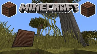 ♪ [FULL SONG] MINECRAFT The Hanging Tree by Jennifer Lawrence (Mockingjay: Part 1) in Note Blocks ♪
