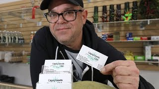 Cannabis club donation refused by AHS