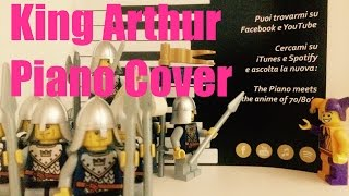 La Spada di King Arthur sigla - HD Piano Cover play by Ear by Fabrizio Spaggiari