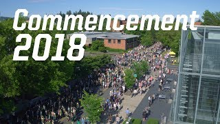 UO Commencement 2018