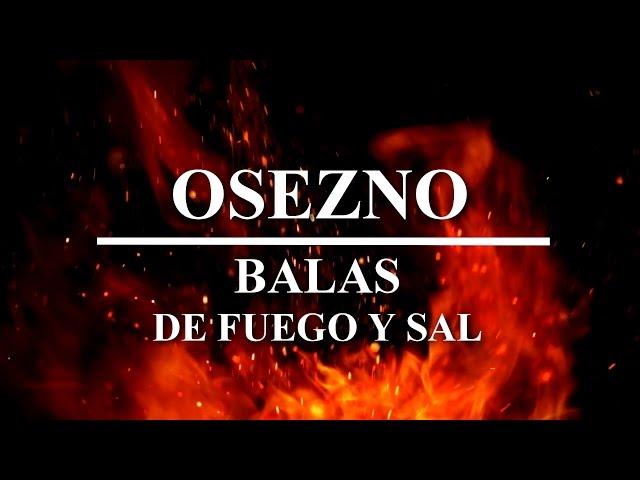 Videoclip oficial de la canción Balas de Fuego y Sal de Osezno