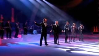 The Overtones - Gambling Man | Live on Dancing on Ice