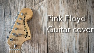 Pink Floyd - Another Brick In The Wall (Part 2) - Guitar Cover width=