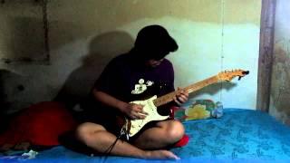 """เจ็บแค่ไหนก็ยังรักอยู่ Yesir' Day cover guitar  By golf Thr Rock ^^\m/"""""""