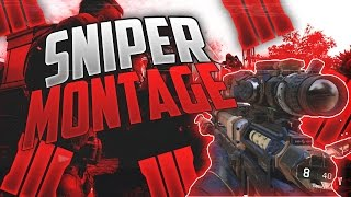 BO3 | Sniping Montage #1 | HoPe Sniper Clan Recruitments Available