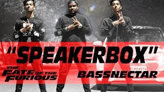 """The Fate of the Furious """"Bassnectar-Speakerbox""""