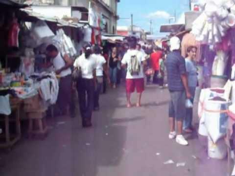 グラナダを歩く@グラナダ(ニカラグア)