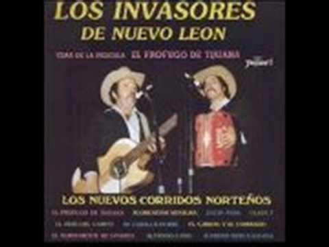Mi Chonita de Los Invasores De Nuevo Leon Letra y Video