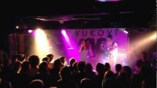 Vukovi - We Are Robots (Live)