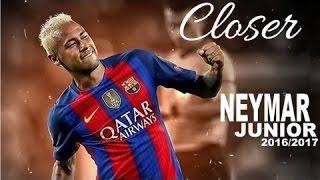 Neymar Jr - Closer ft. The Chainsmokers - Skills & Goals Show 2016 |HD|