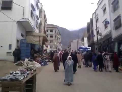OurTour Walk Around The Souk in Chefchaouen, Morocco