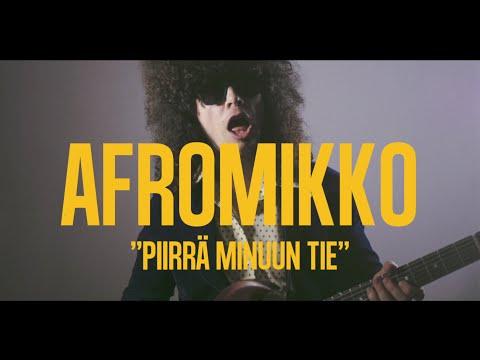 anssi-kela-piirra-minuun-tie-afromikko-cover-afromikko